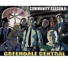 Greendale Central Photographic Print
