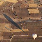 Hot Air Ballooning Goreme Turkey by Carole-Anne