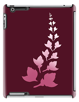 Cerise [iPad / iPhone / iPod Case] by Damienne Bingham