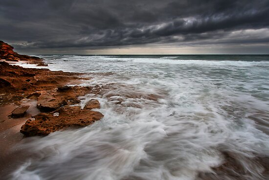 Cloud band - Barwon Heads by Hans Kawitzki