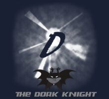 The Dork Knight by sillicus