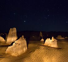 The Pinnacles, Under the Stars (Photo 5 of 5) by Mark McClare