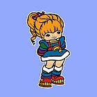 Rainbow Brite [ iPad / iPhone / iPod case, Tshirt &amp; Print ] by Damienne Bingham