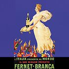 Branca Fernet by Ommik