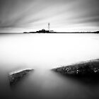 St Mary's Lighthouse by Allan  England
