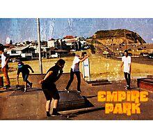 Skate Frenzy Photographic Print