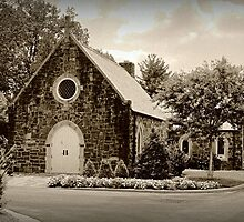 West Hill Chapel by Monicawhaley