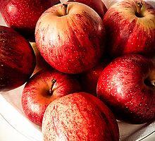 Apples [ iPad / iPod / iPhone Case ] by Mauricio Santana