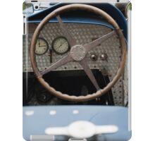 Bugatti Dashboard iPad Case/Skin