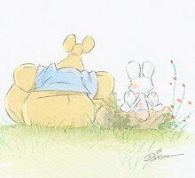 Big Ol' Bear-Friends by Karl Dixon