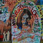 Lennon Wall by dyanera