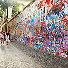 Lennon Wall_3 by dyanera