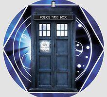 The Dr Who TardisPad by eyevoodoo