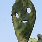 The Happy Cactus by acespace