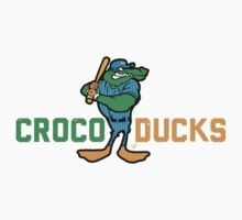 """CROCODUCK MASCOT"" by Tai's Tees by TAIs TEEs"