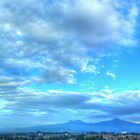 ©HCS Sky in Blue Panoramic by OmarHernandez