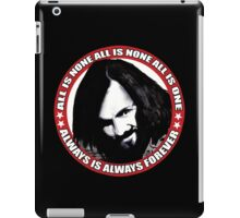 Always Is Always Forever iPad Case/Skin