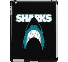 In the Jaws of the Sharks iPad Case/Skin