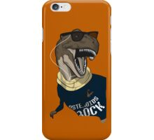 Hipstereosaurus Rex (Version 2) iPhone Case/Skin