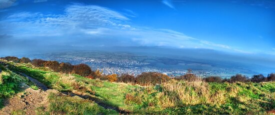 Surprise View Panorama by Colin Metcalf