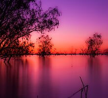 Menindee Sunset by Candice84