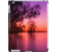 Menindee Sunset iPad Case/Skin