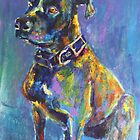 great dane by christine purtle