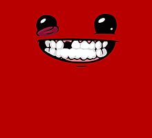 Super Meat Boy by Justin Oberg