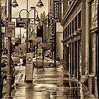 Reno Rain - Sierra Street by homendn