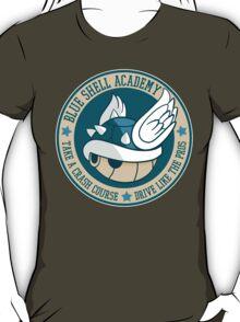 Blue Shell Academy T-Shirt