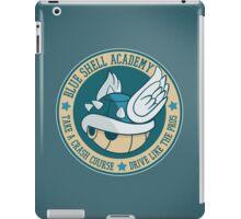 Blue Shell Academy iPad Case/Skin