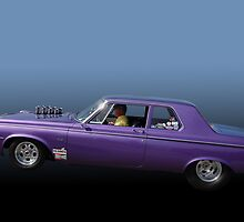64 Hemi Dodge by WildBillPho