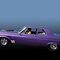 64 Hemi Dodge by Bill Dutting