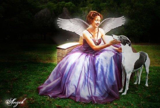 Guardian Angel by Kym Howard