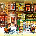 The old coffee house and sweet shop ❤❤❤ by ©The Creative Minds