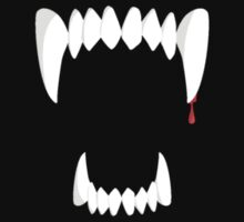 Werewolf Fangs by roguepixel