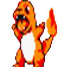 Pokemon Charmander Sprite by s0ph13c