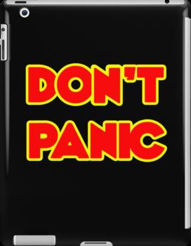 Don't Panic by BattleTheGazz