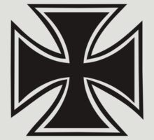 Iron cross by Designzz