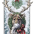 Mistletoe Messenger by Stephanie Smith