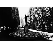 Luxembourg Park Photographic Print