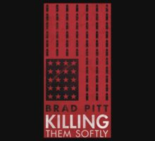Killing Them Softly - Bullets on the Flag by jcalardo