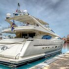 Marina at Atlantis - Paradise Island, The Bahamas by 242Digital