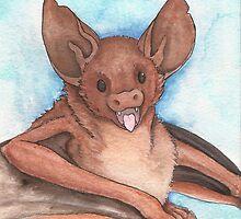 Happy Batling by Andrea Brooks