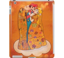 "The ""about to"" Kiss iPad Case/Skin"