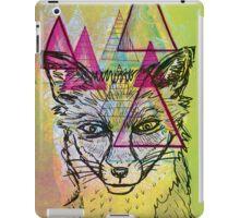 vFoxx iPad Case/Skin