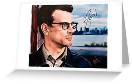 Matthew Good- Vancouver by Graham Beatty