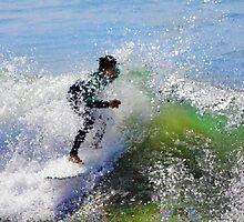 Crystallized Surfer by bubblenjb
