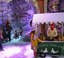 Lord & Taylor Holiday Windows, New York by lenspiro