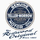 Teller-Morrow Motor Oil by Joe Dugan